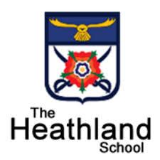Heathlands Leavers Portal